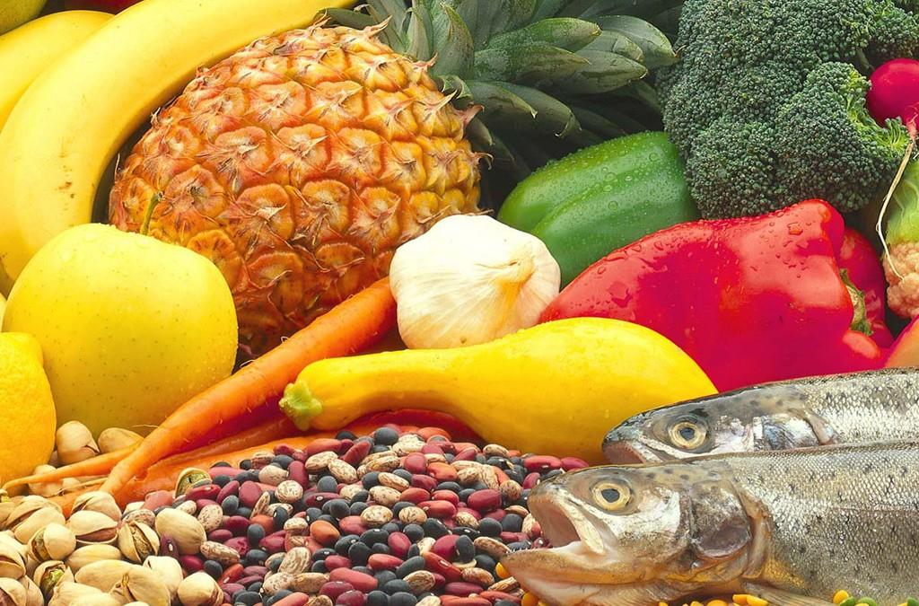 PER I BIMBI: 400 gr.di frutta e verdura al giorno