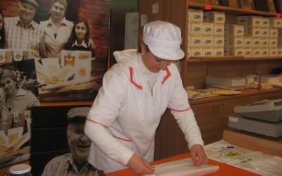 UN' AZIENDA AL MESE: Visita al Pastificio CASONI, ma per  noi ormai, la Pasta di Stefania…