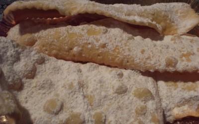 E' CARNEVALE: Sfrappole e  dolci della Tradizione