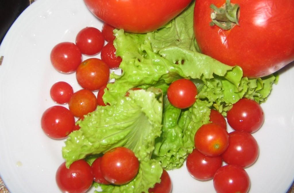 Accompagnare sempre con verdura cotta e cruda. (Prof. Caramia)