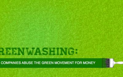 GREENWASHING: un marchio una sicurezza? Etichetta poco corretta…