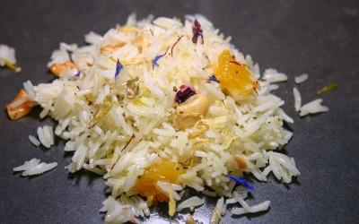 Rosso Zafferano: il risotto