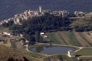 Dall'Abruzzo-lenticchie