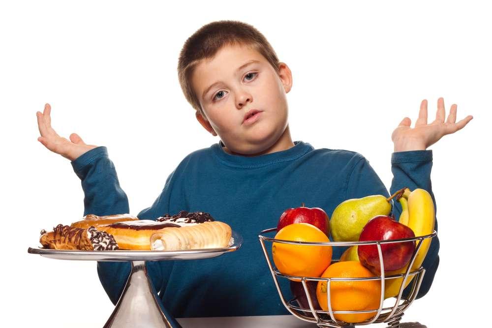 Se vostro figlio a 5 anni è obeso, molto probabilmente lo sarà anche a 13…