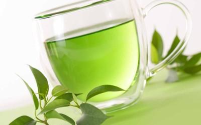Tè verde ghiacciato: