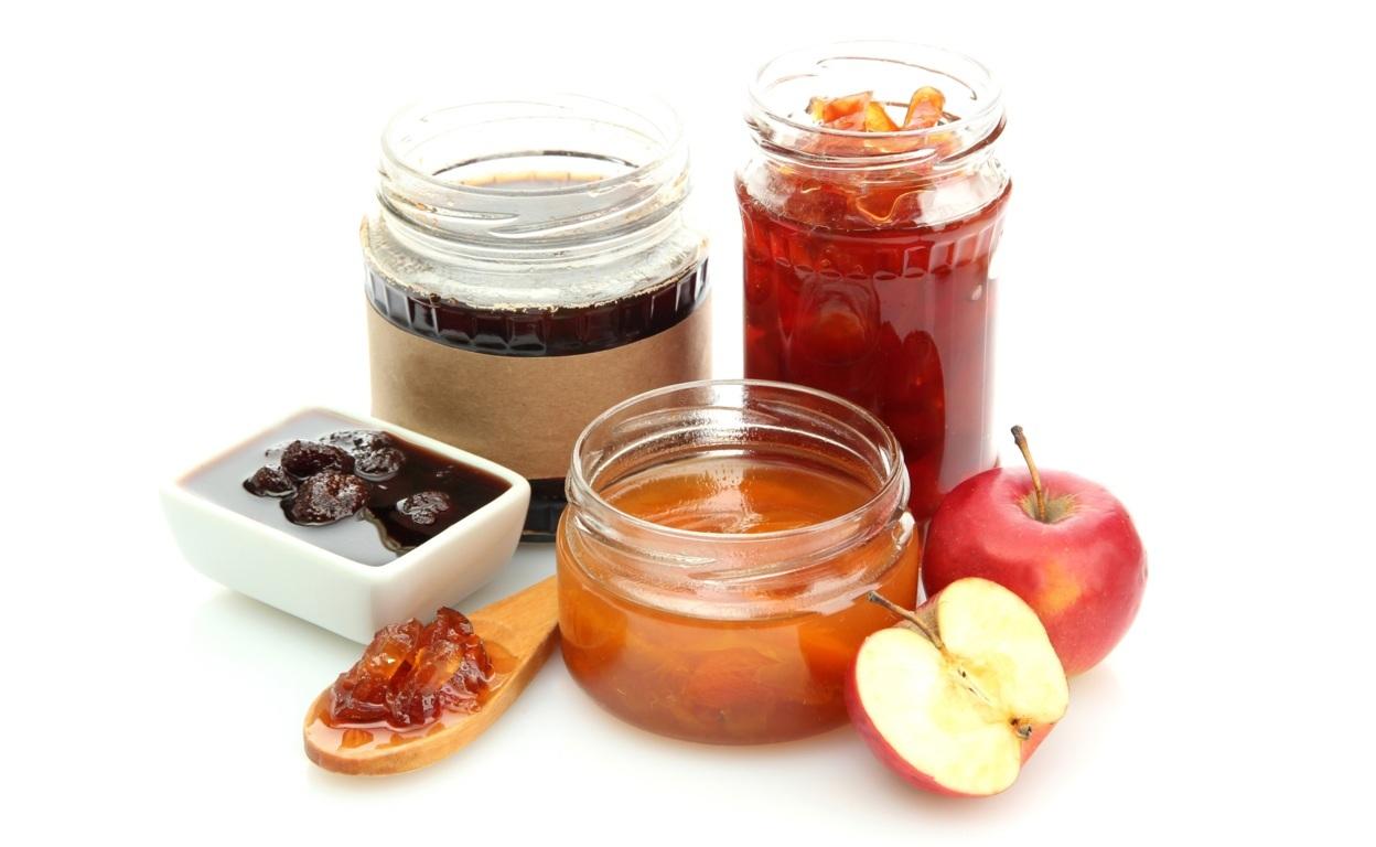 Confetture e Sciroppate  di Frutta