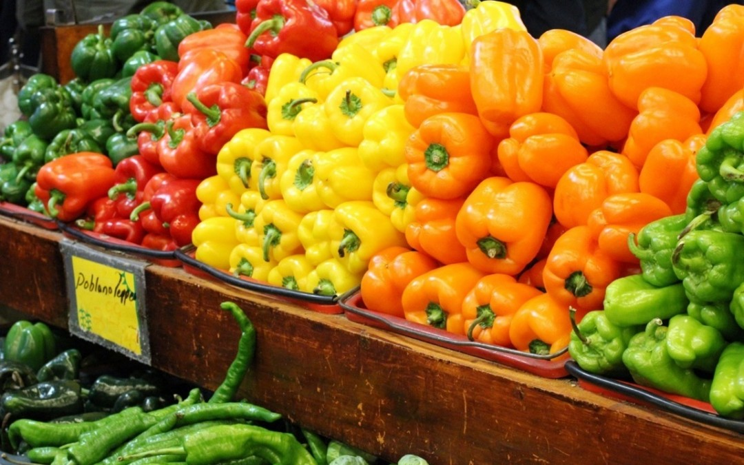 Frutta e verdura stagionale e locale: perché?