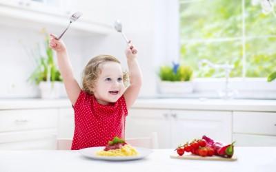 I bambini non amano naturalmente i cibi sani, ma…