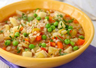 Zuppe di Legumi e Cereali