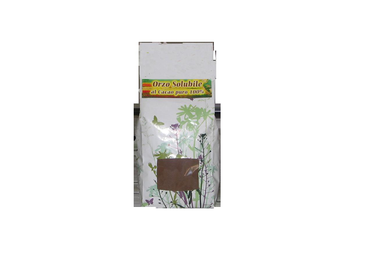 Orzo-cacao