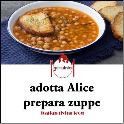 Adotta Alice, artigiana del cibo