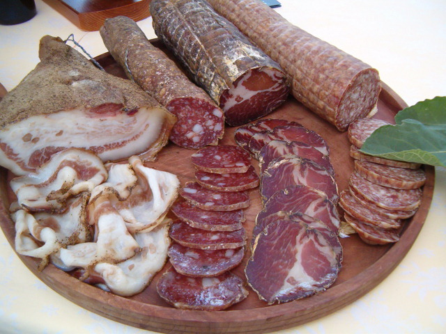 Coppa o capocollo