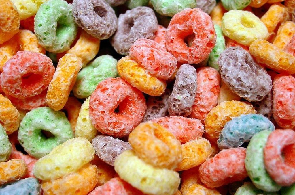 Morire di coloranti alimentari, II° parte