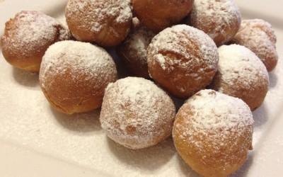 Le castagnole di Carnevale ma, senza glutine