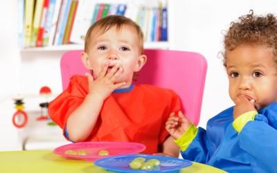 I bambini sono molto dolci anche senza zucchero