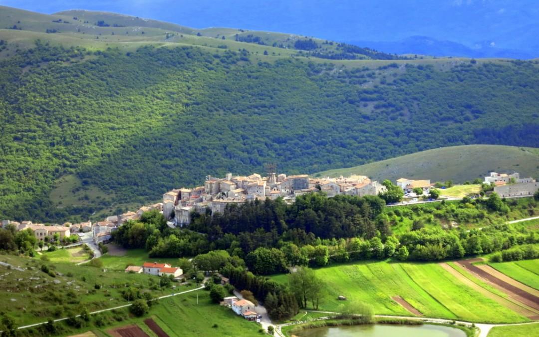 Dall'Abruzzo le lenticchie di Santo Stefano di Sessanio