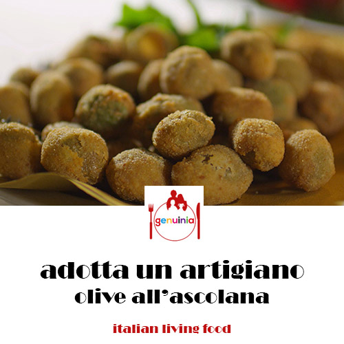 Adotta un olivaio