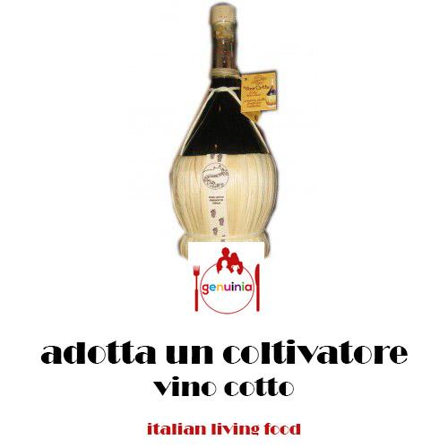 Adotta Sergio, artigiano del vino cotto