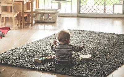 La musica e i bambini